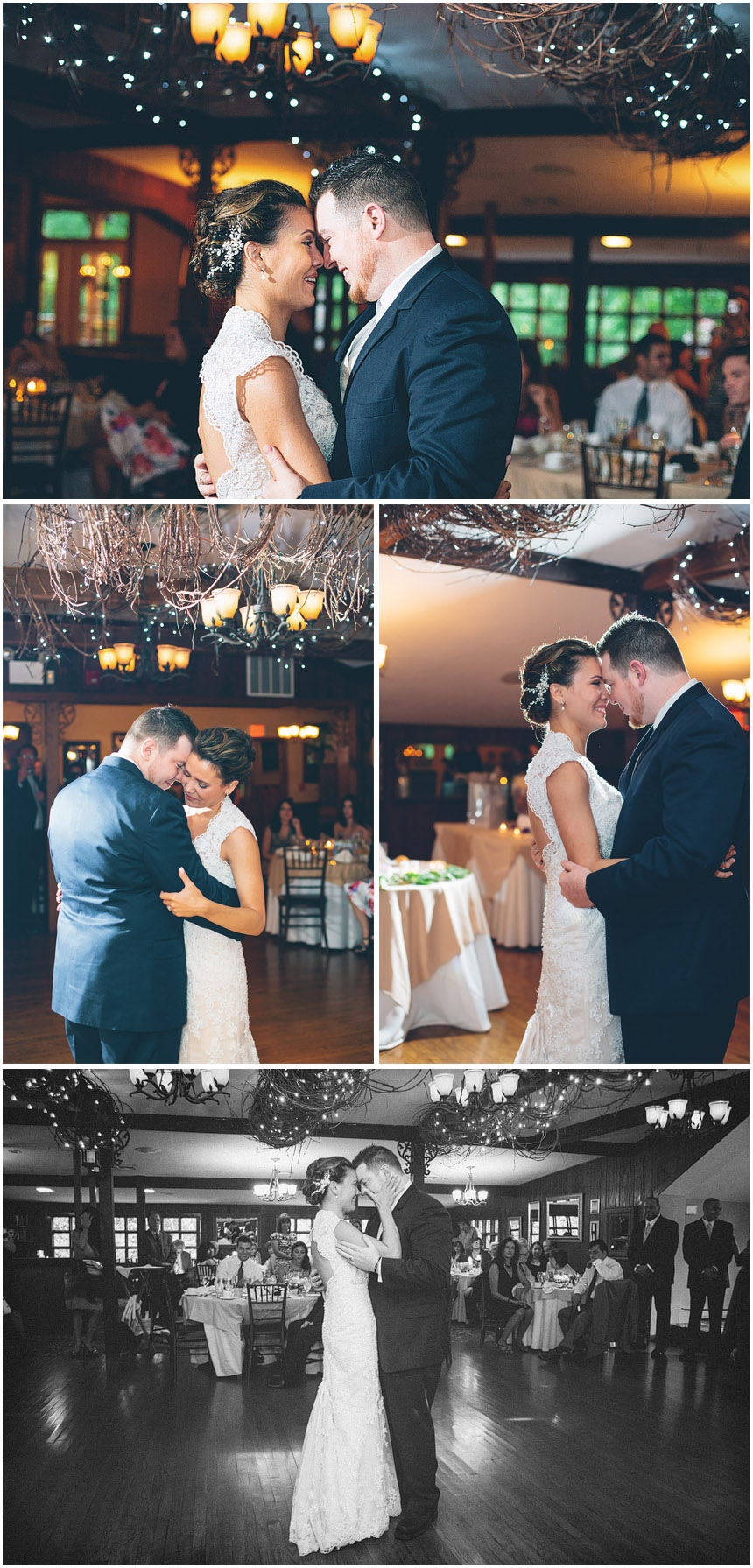 Nicole & Adam's Stroudsmoor Wedding