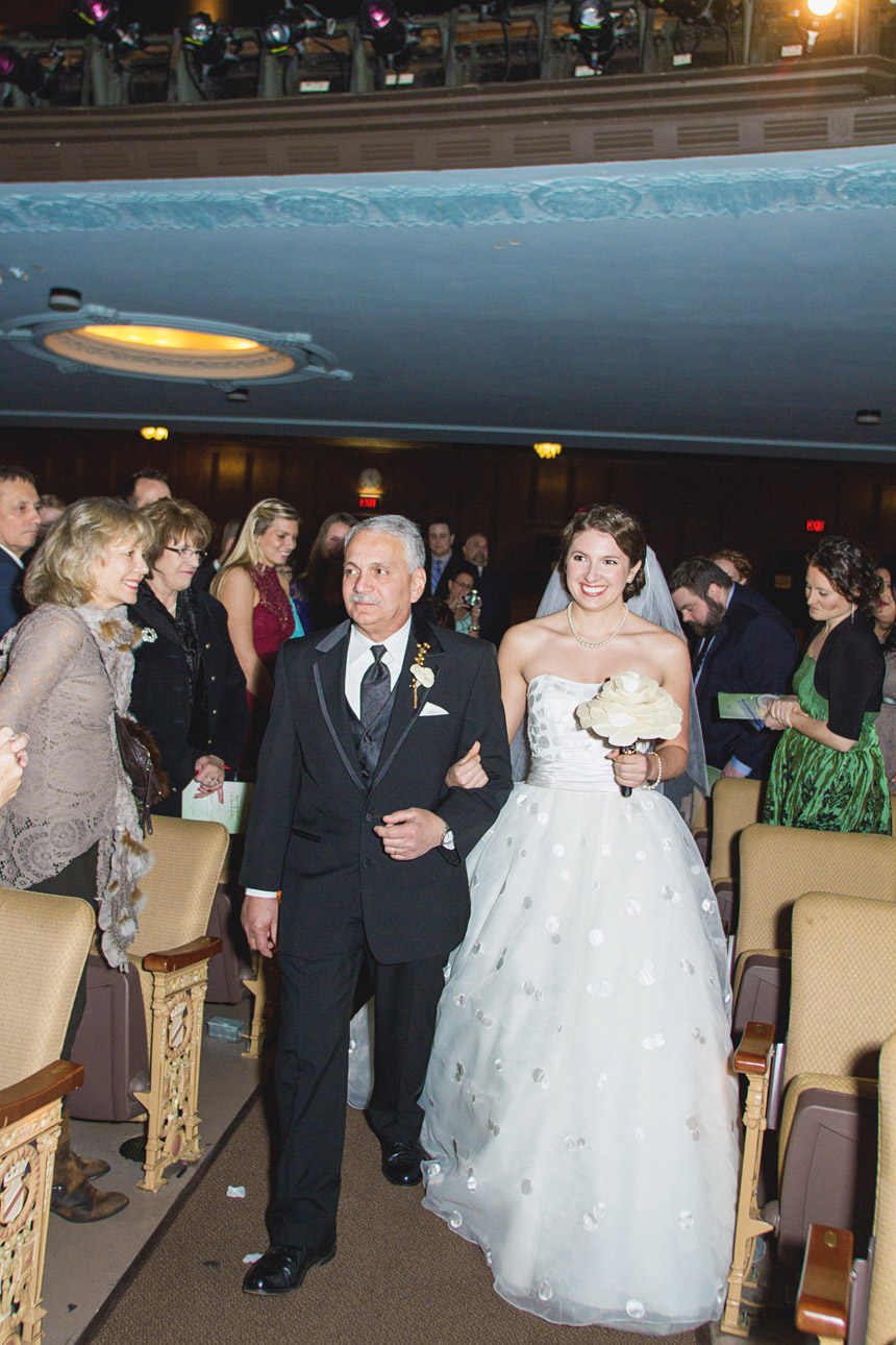 Scranton Cultural Center Wedding