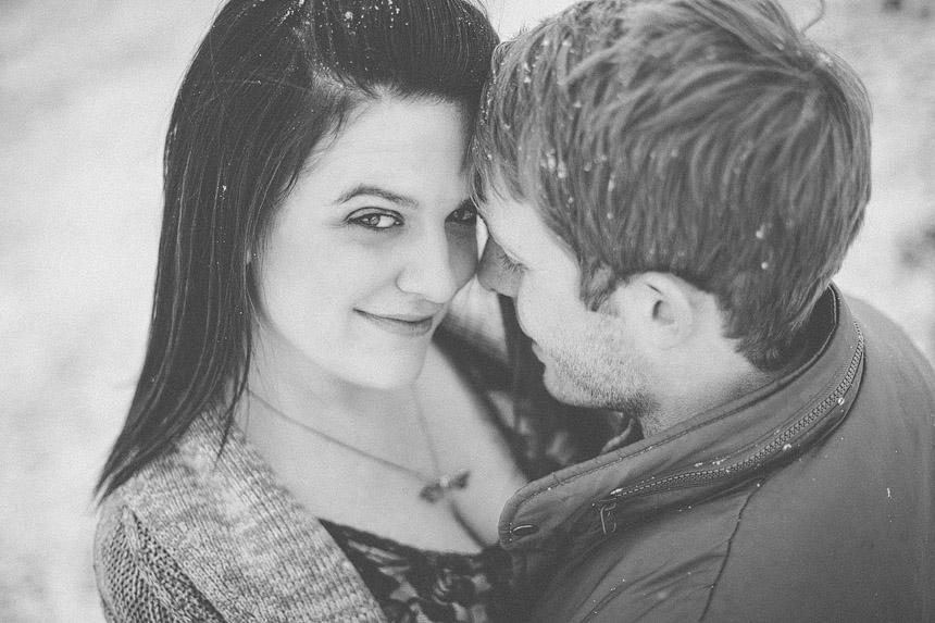 Mollie & Brad's Engagement Photo