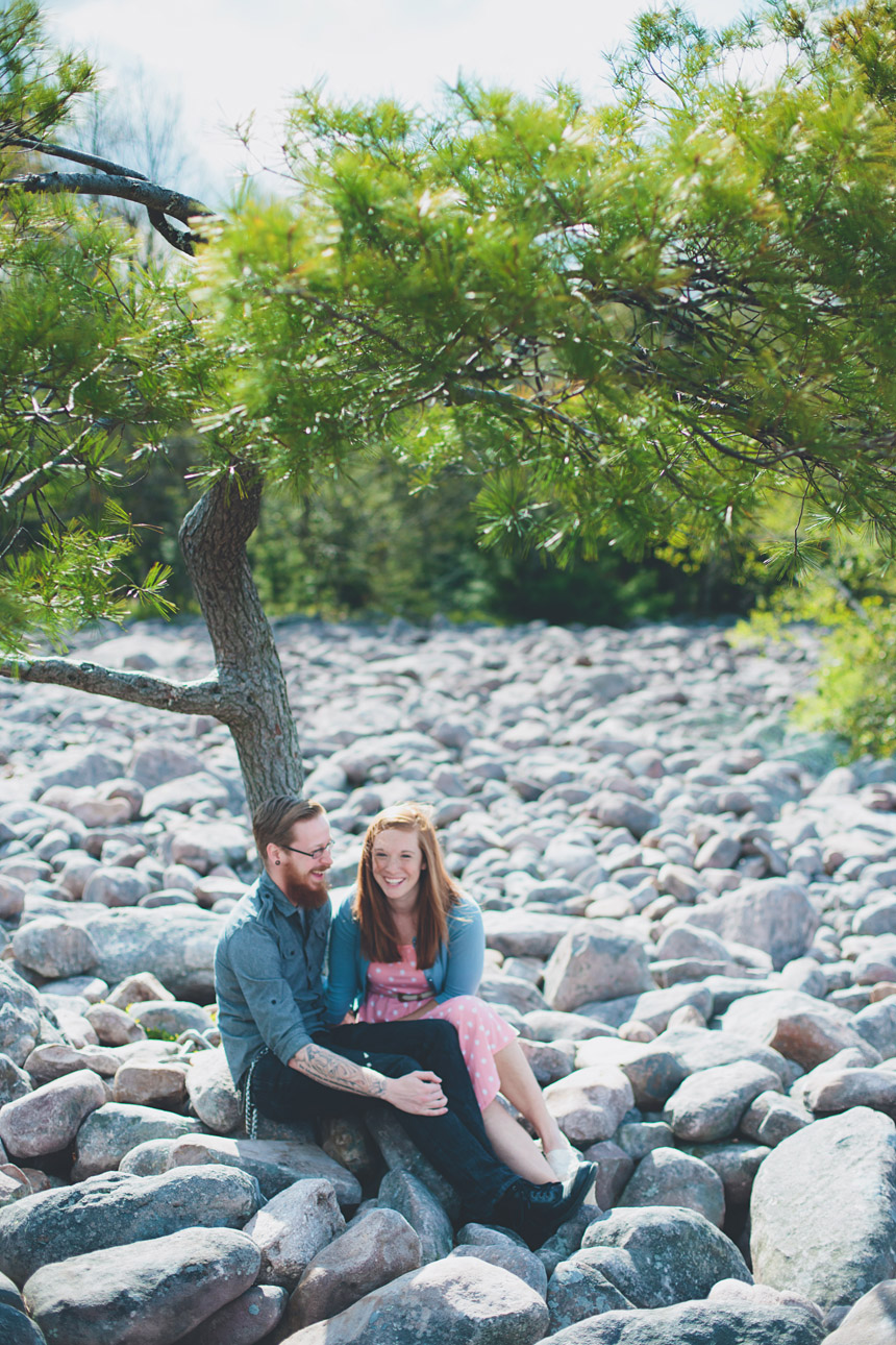 kari and eric boulder field engagement photos 03