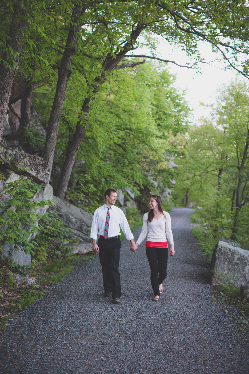 amy & chris mohonk climbing engagement photography 42