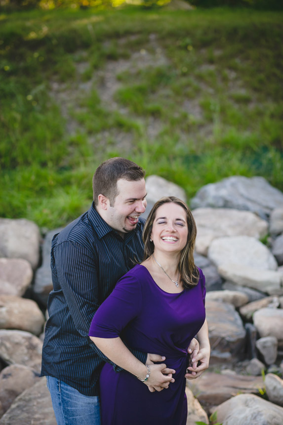 kelly & eric scranton engagement photography 19