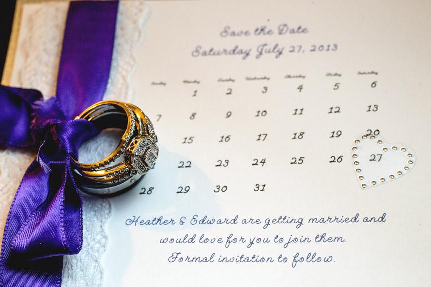 Heather & Ed's Wedding at the Nichols Village 012
