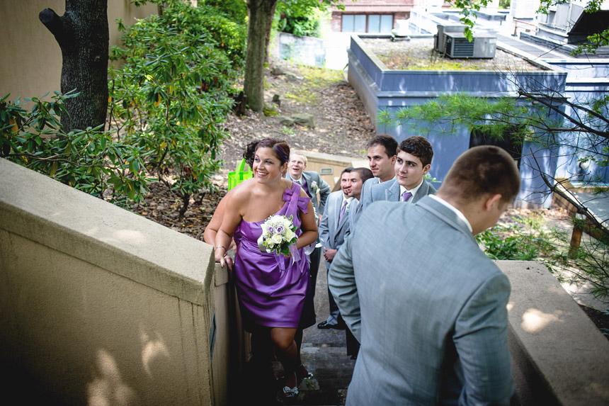 Heather & Ed's Wedding at the Nichols Village 027