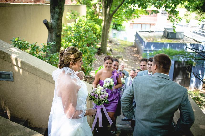 Heather & Ed's Wedding at the Nichols Village 029