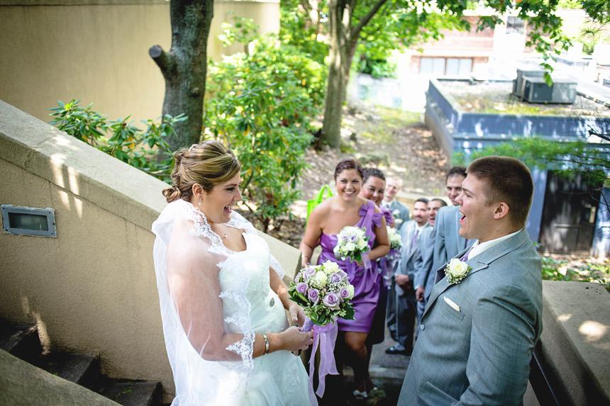 Heather & Ed's Wedding at the Nichols Village 031