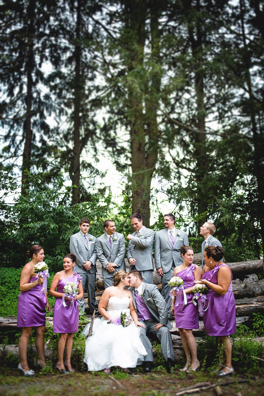 Heather & Ed's Wedding at the Nichols Village 041