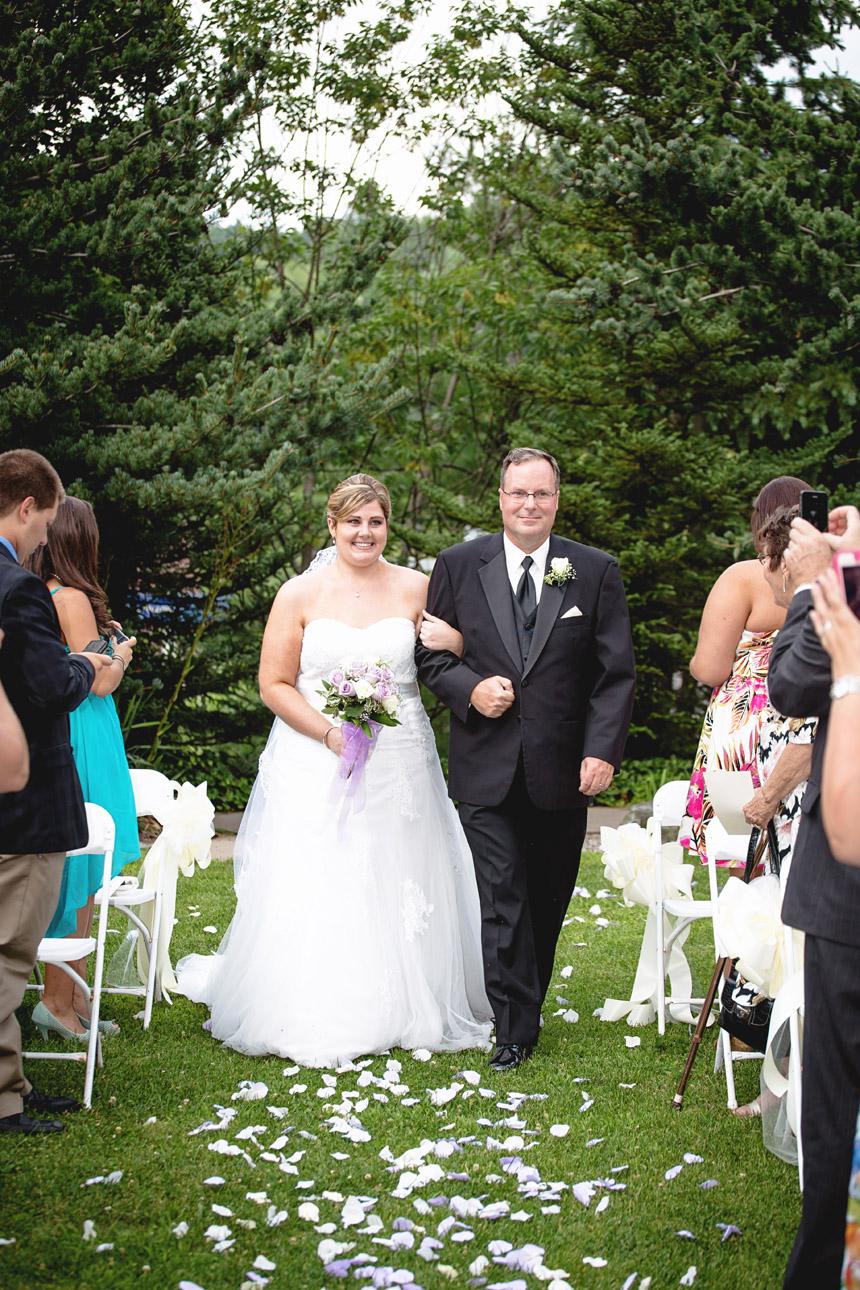 Heather & Ed's Wedding at the Nichols Village 064