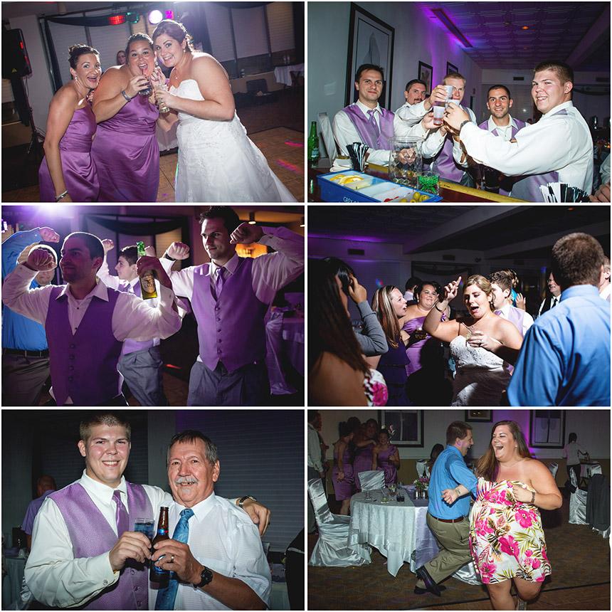 Heather & Ed's Wedding at the Nichols Village 099