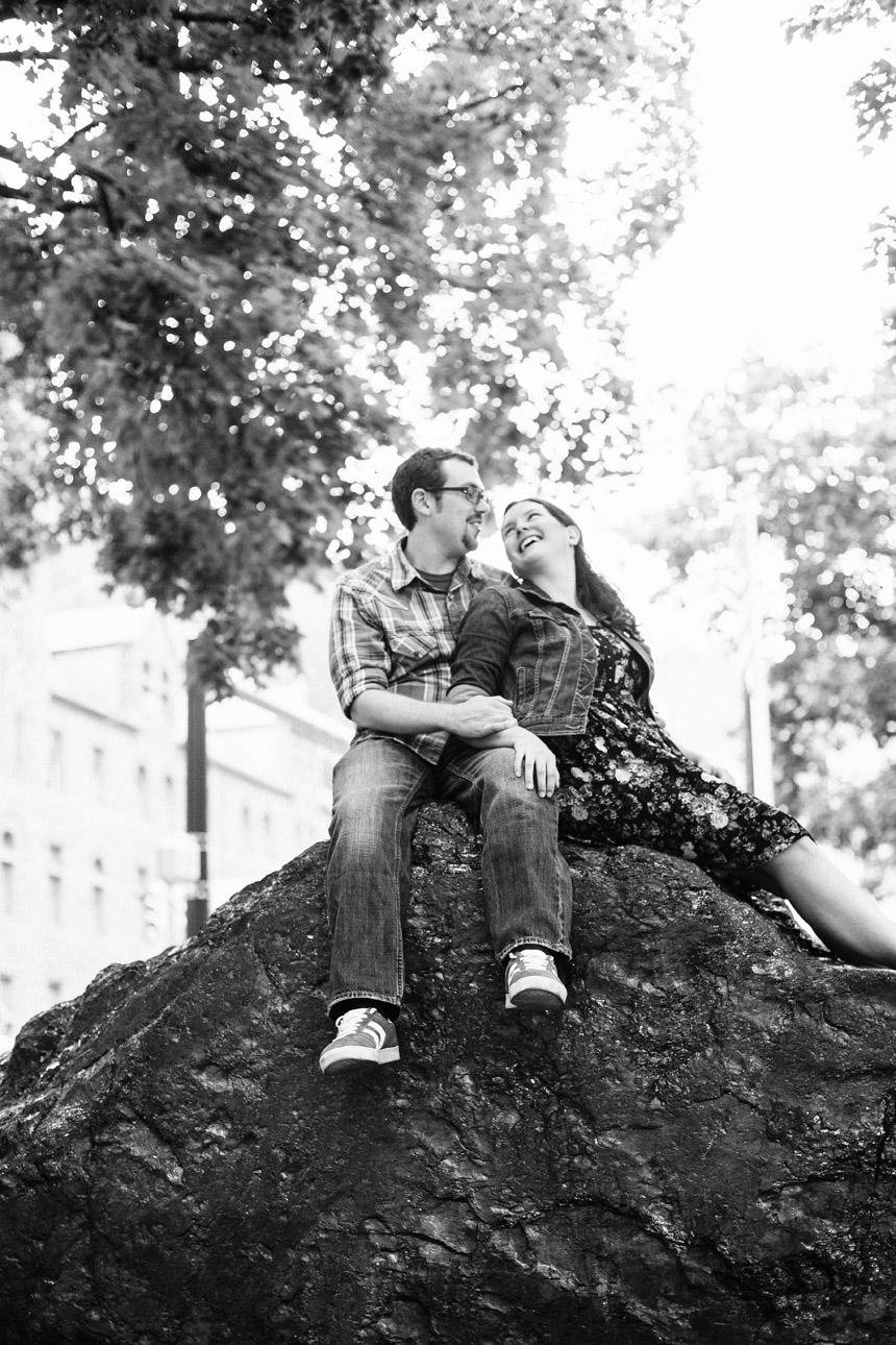kelly & greg jim thorpe engagement photos 06