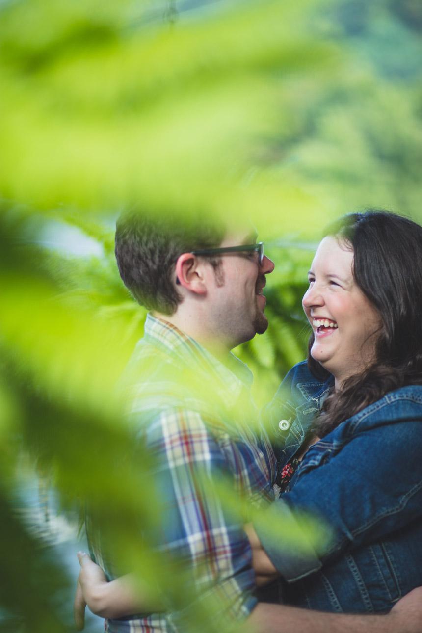 kelly & greg jim thorpe engagement photos 12
