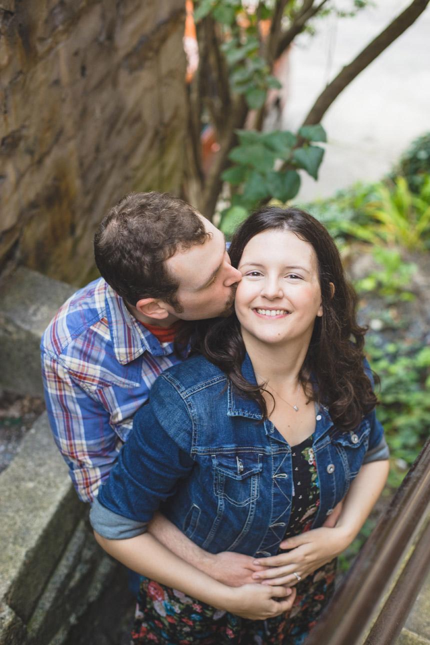 kelly & greg jim thorpe engagement photos 20