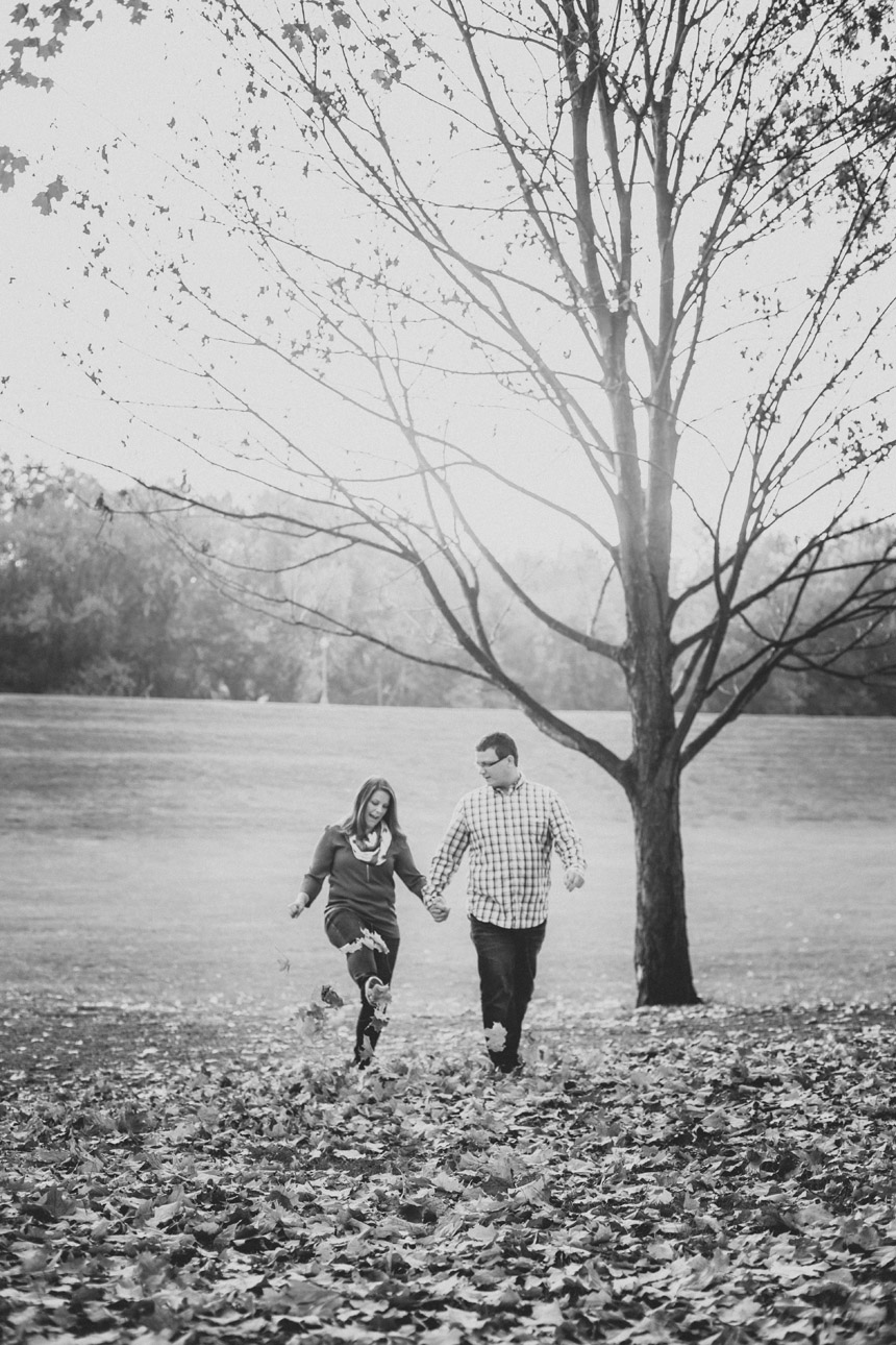 Christine & Damian Kirby Park Engagement Photos 04