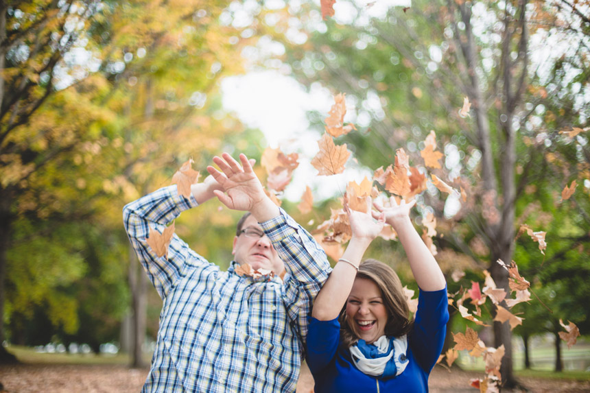 Christine & Damian Kirby Park Engagement Photos 07