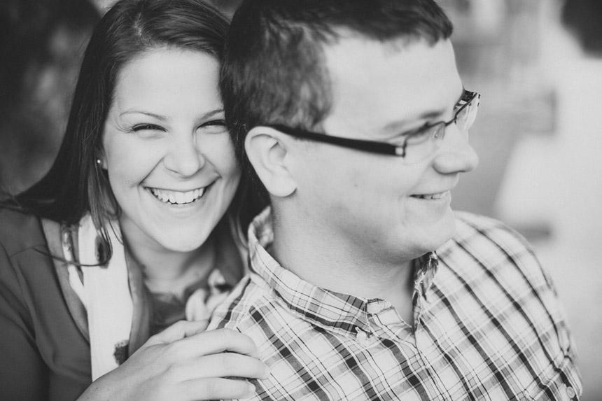 Christine & Damian Kirby Park Engagement Photos 25