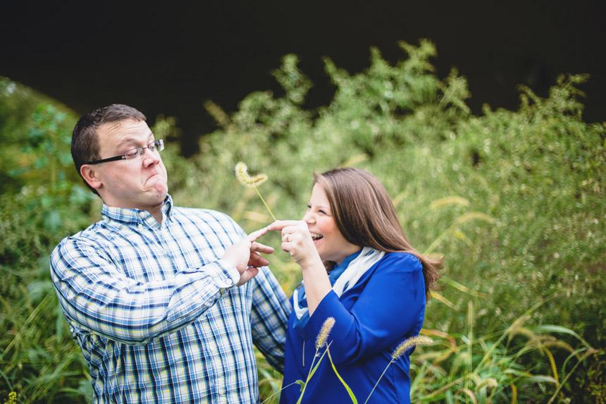 Christine & Damian Kirby Park Engagement Photos 35