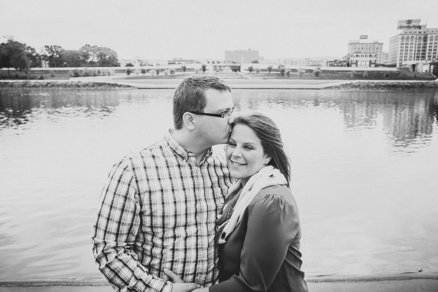Christine & Damian Kirby Park Engagement Photos 39
