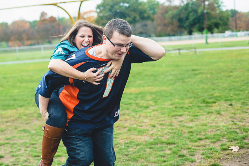 Christine & Damian Kirby Park Engagement Photos 47