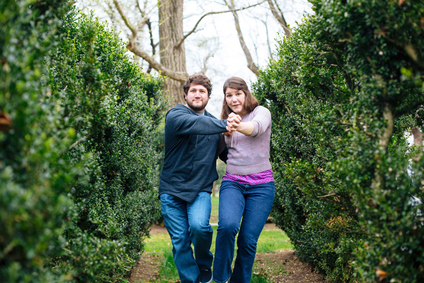 Garet & Melinda Harrisburg Engagement Photos 12