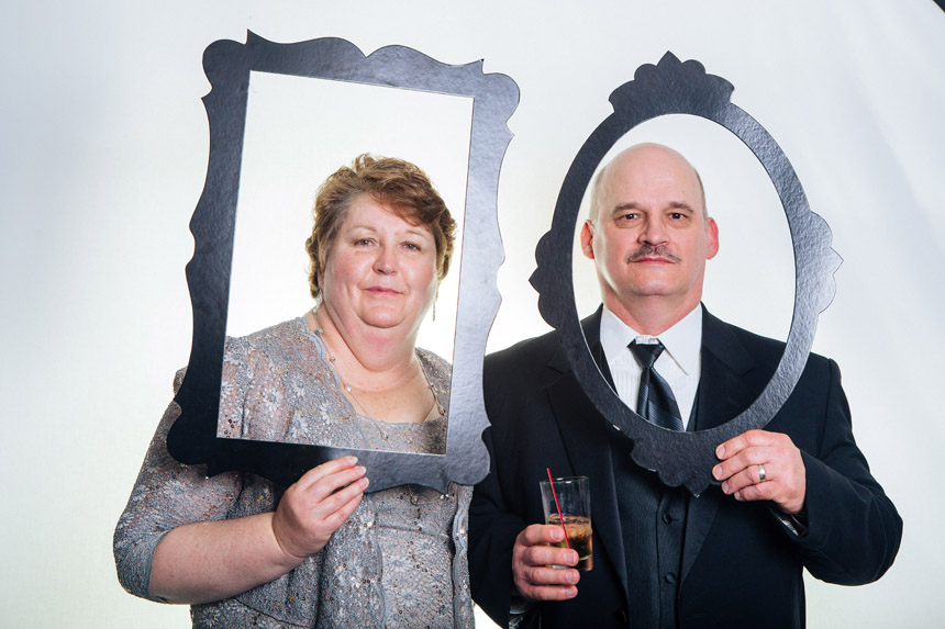 Jessica & Russell Scranton Wedding Photography 101