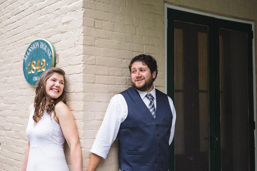 Mel & Garet Hagerstown Park Wedding 021