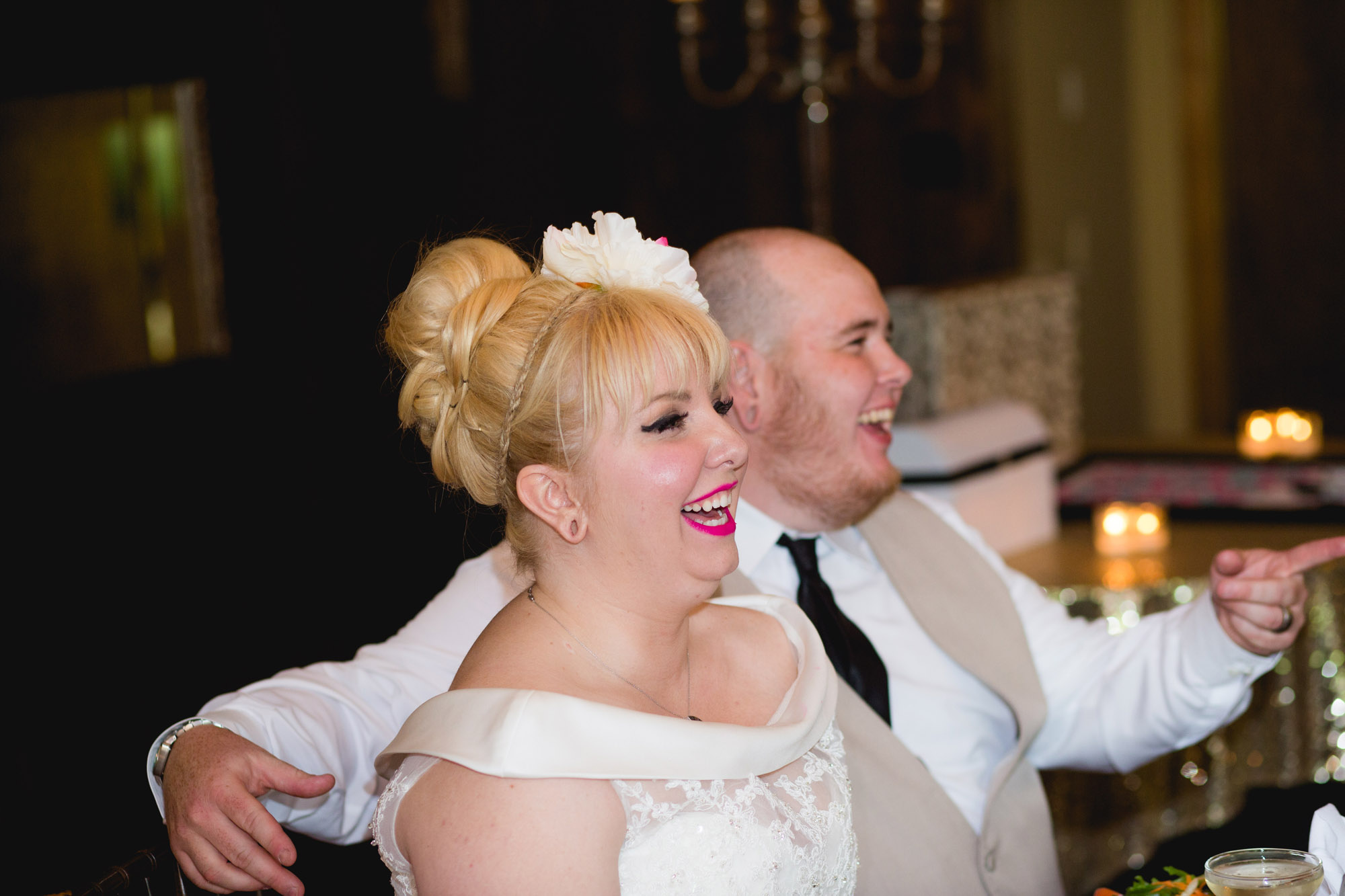 Caitlin & Joe's Stroudsmoor Woodsgate Wedding 87