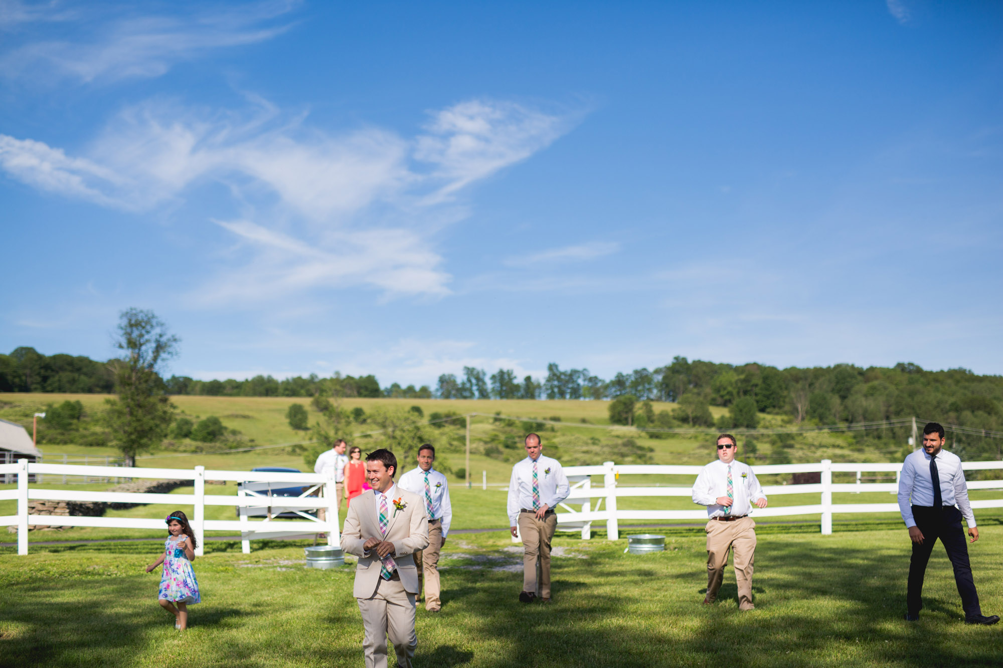 Emily & Craig Friedman Farms Wedding 053