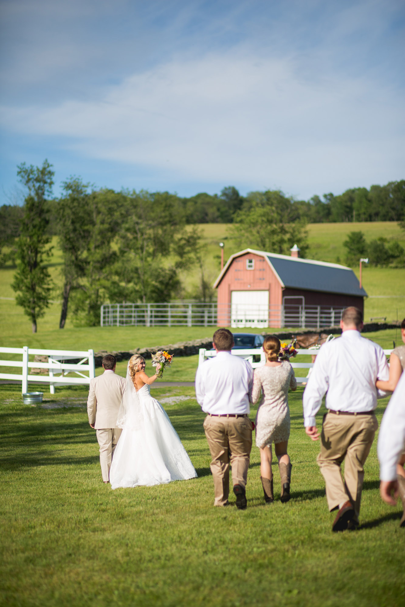 Emily & Craig Friedman Farms Wedding 074