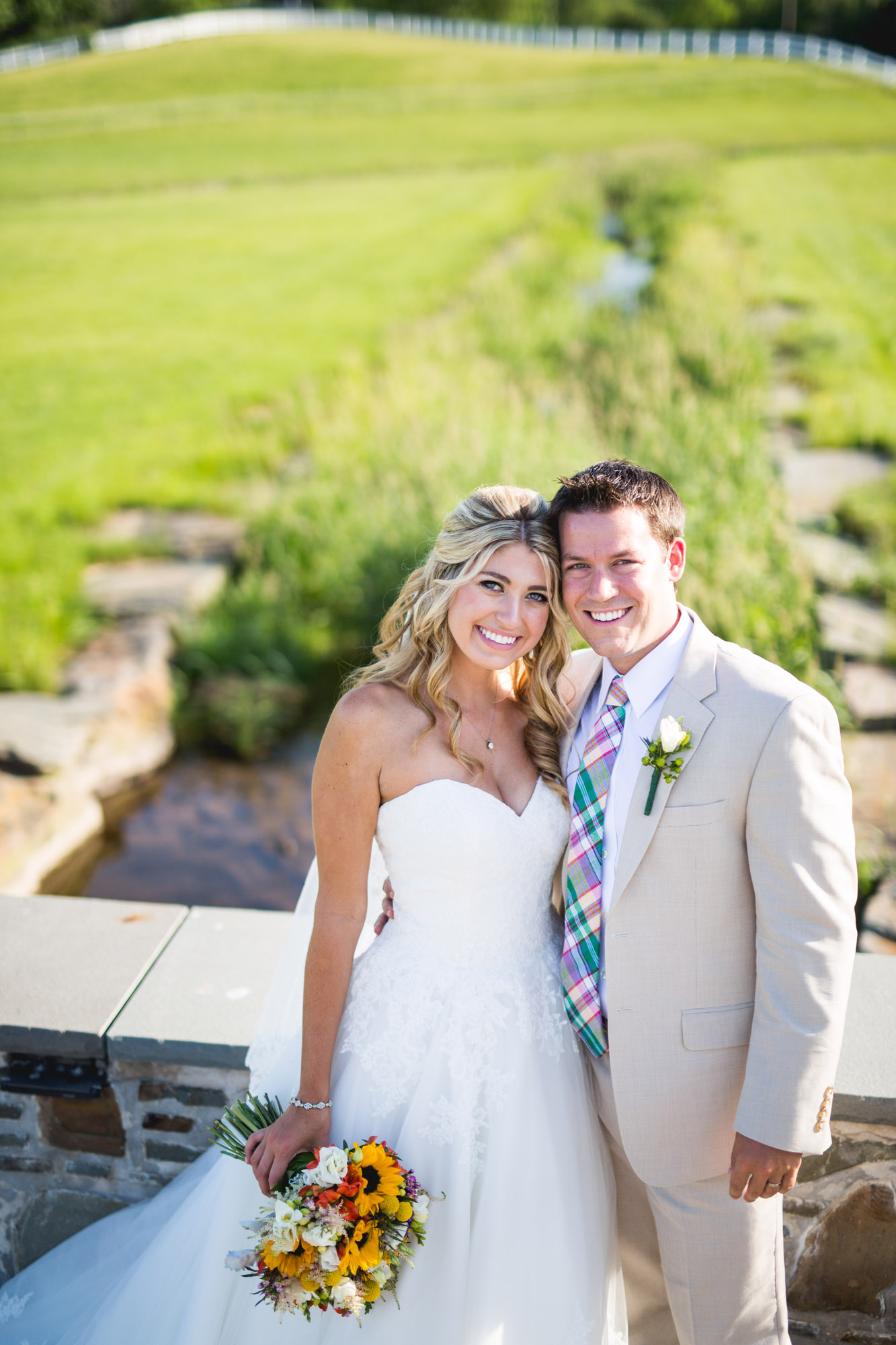 Emily & Craig Friedman Farms Wedding 083