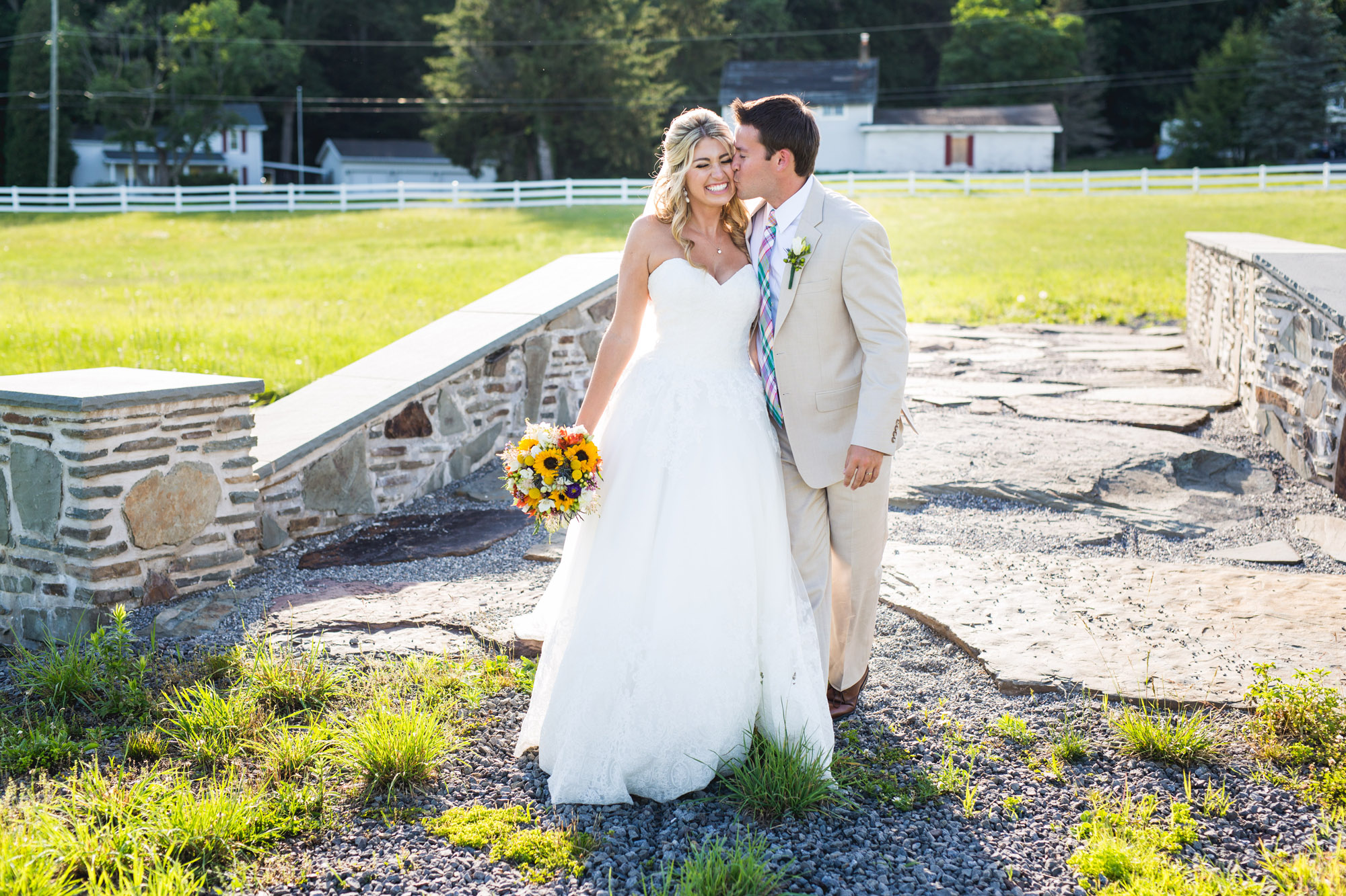 Emily & Craig Friedman Farms Wedding 086