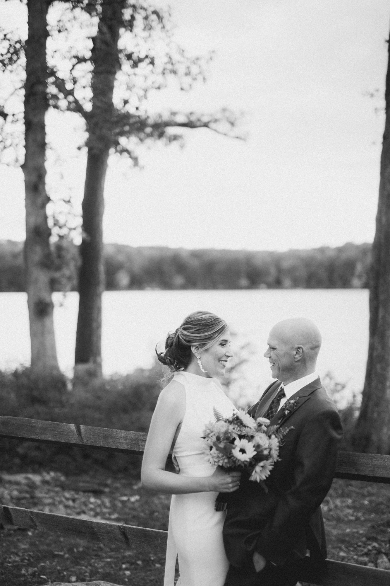Liz & Keith Woodloch Wedding Photos 35