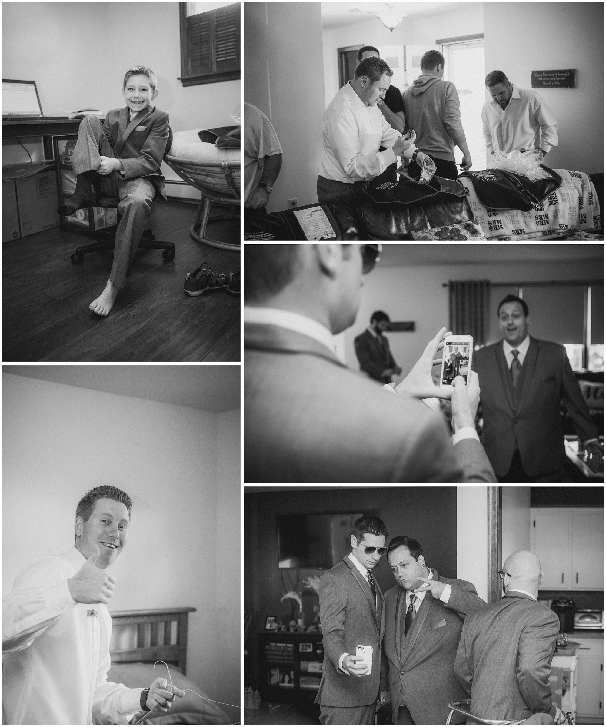 Mike & Danielle's Scranton Wedding Photography 03