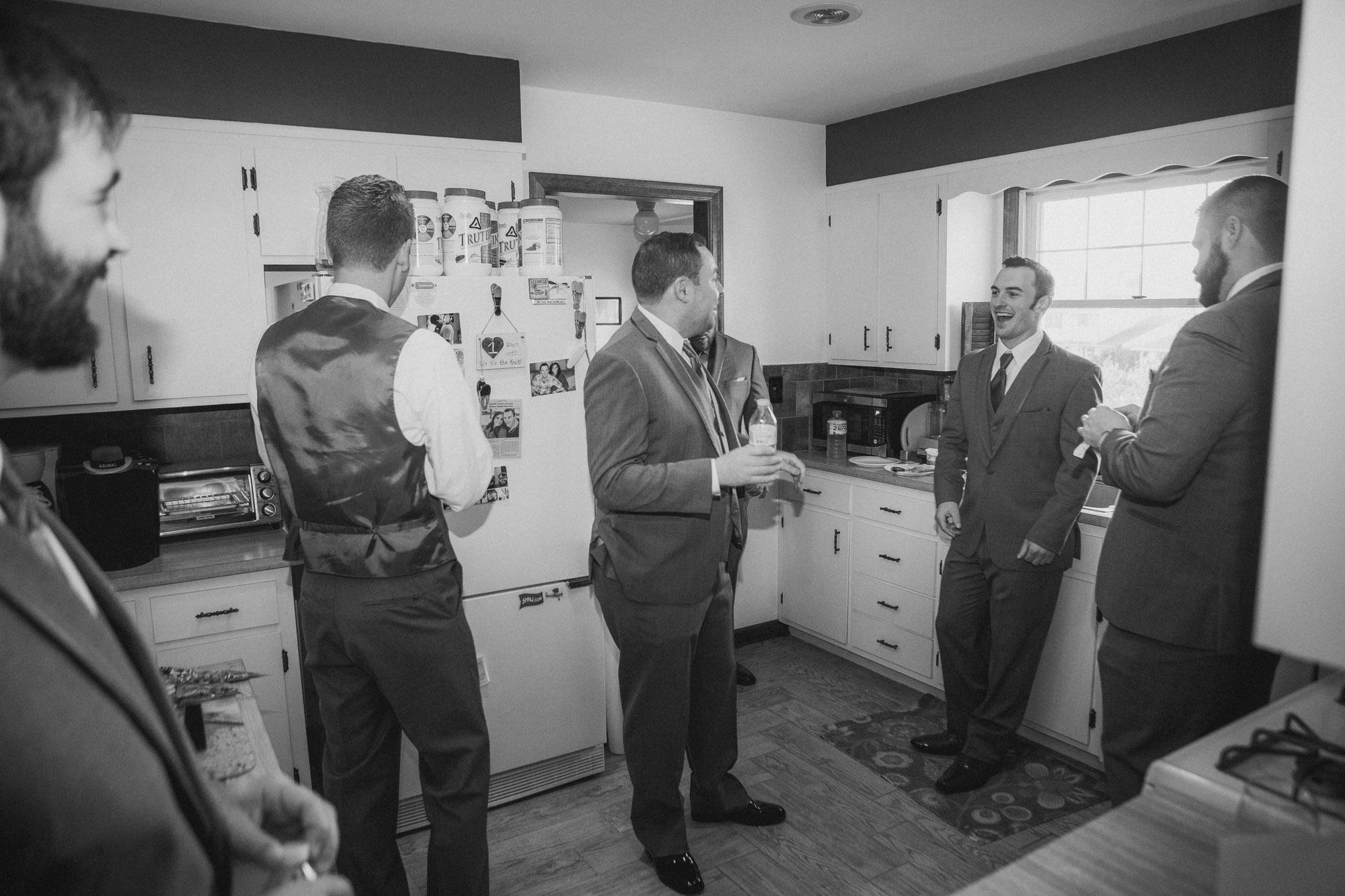 Mike & Danielle's Scranton Wedding Photography 04