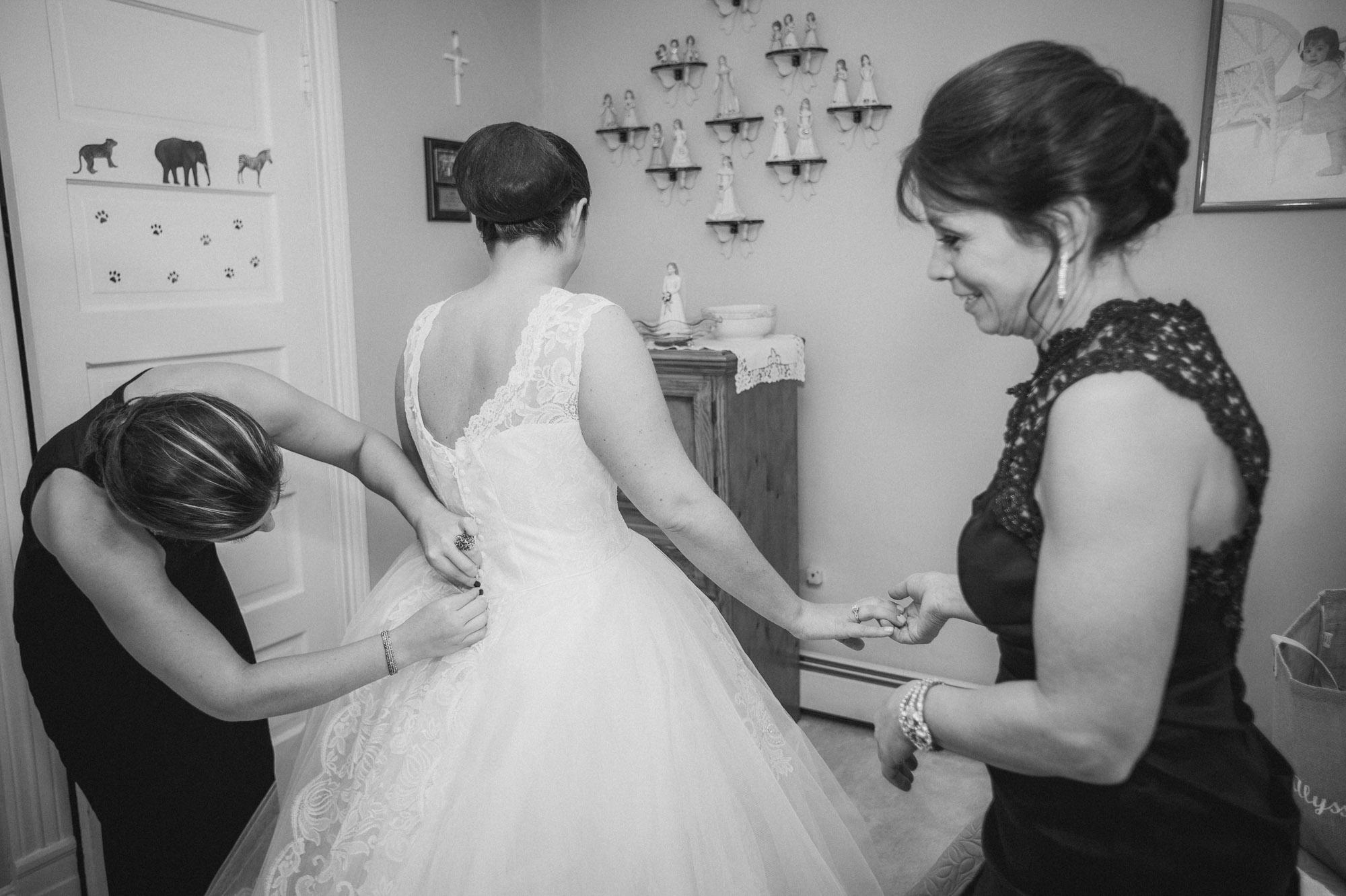 Mike & Danielle's Scranton Wedding Photography 13