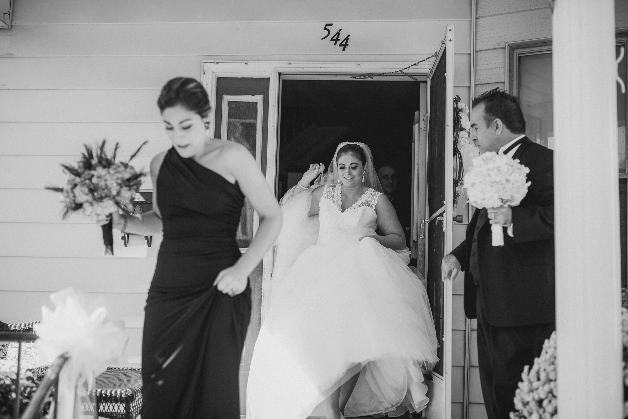 Mike & Danielle's Scranton Wedding Photography 25
