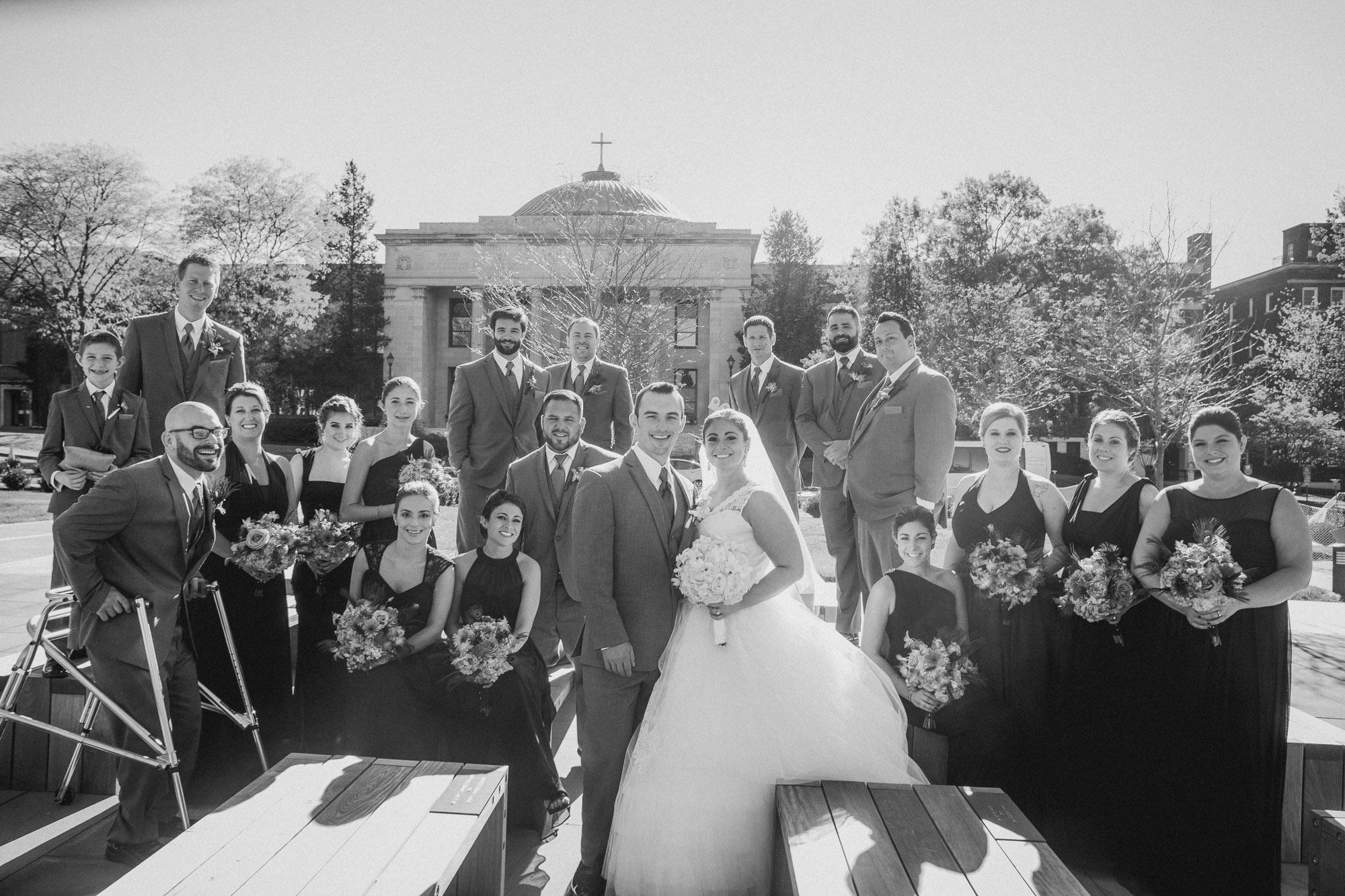 Mike & Danielle's Scranton Wedding Photography 45