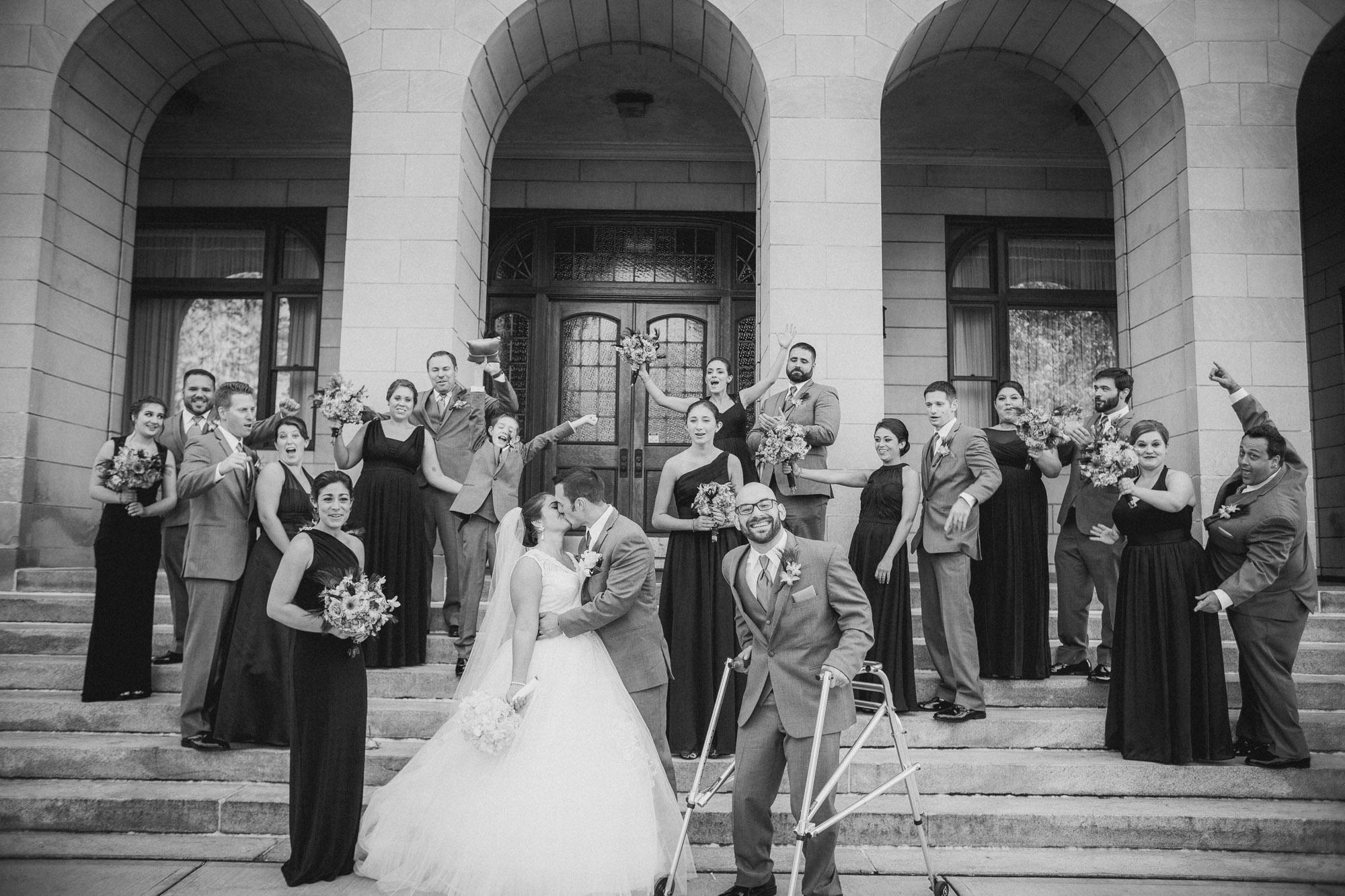 Mike & Danielle's Scranton Wedding Photography 46