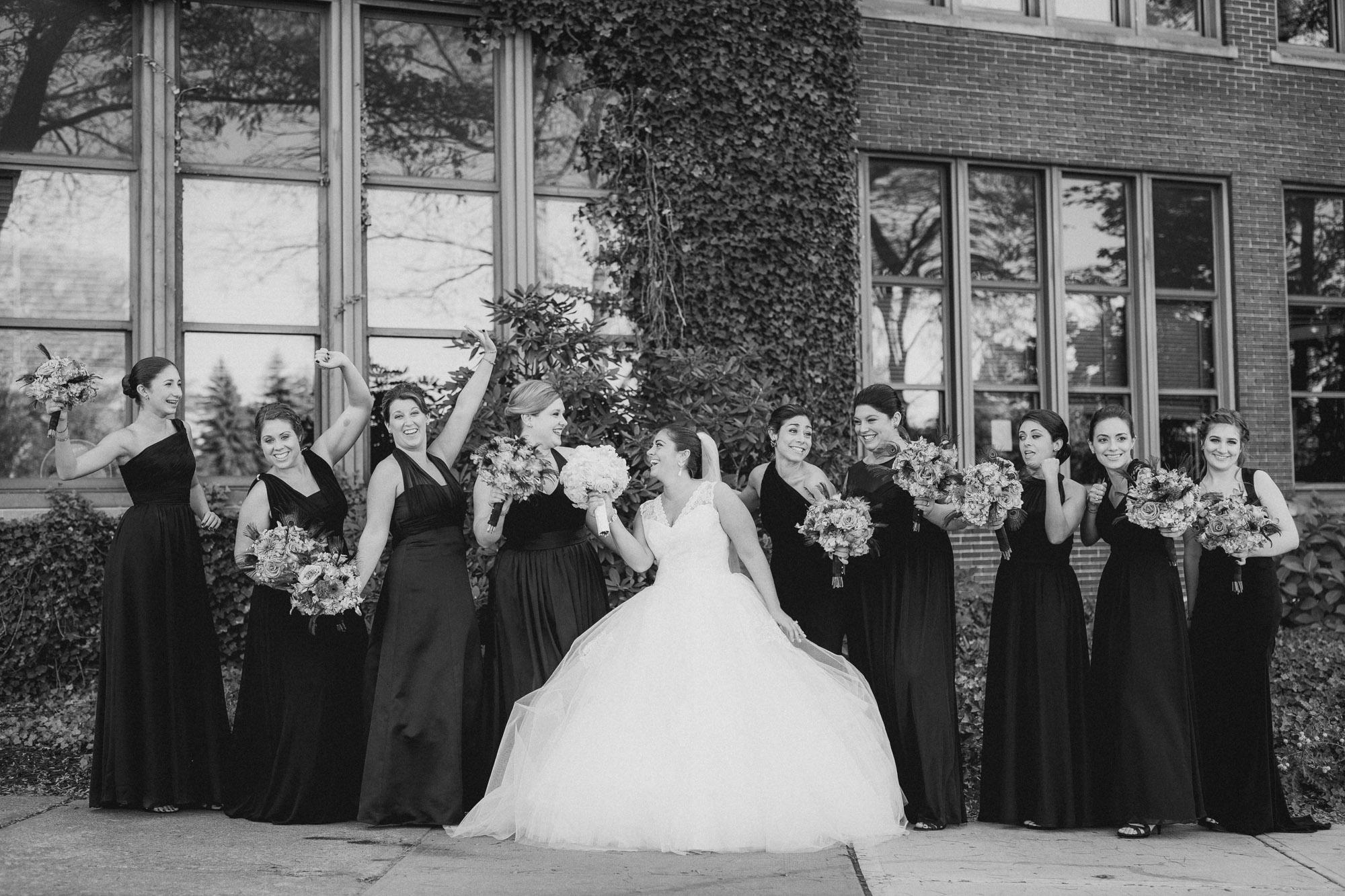 Mike & Danielle's Scranton Wedding Photography 50