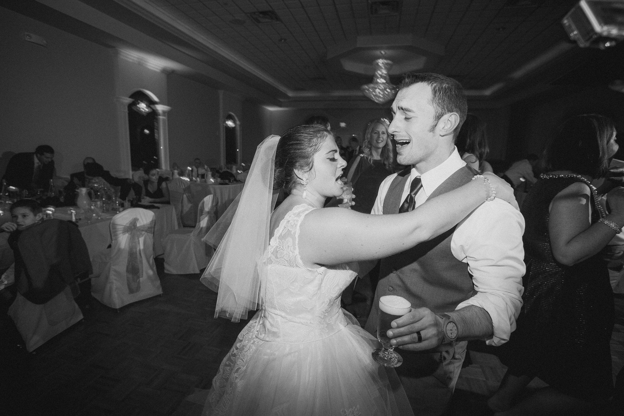 Mike & Danielle's Scranton Wedding Photography 88