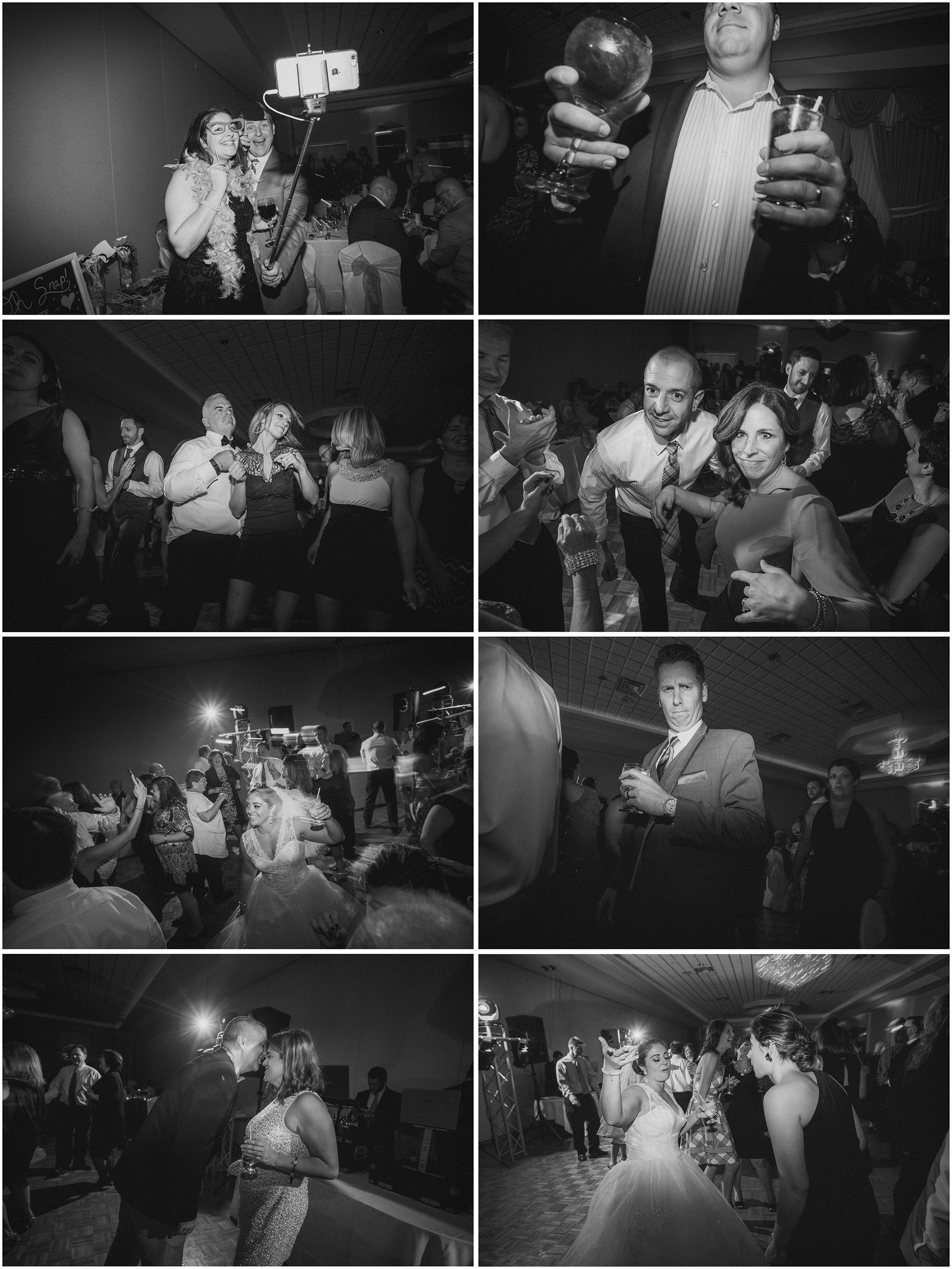Mike & Danielle's Scranton Wedding Photography 91