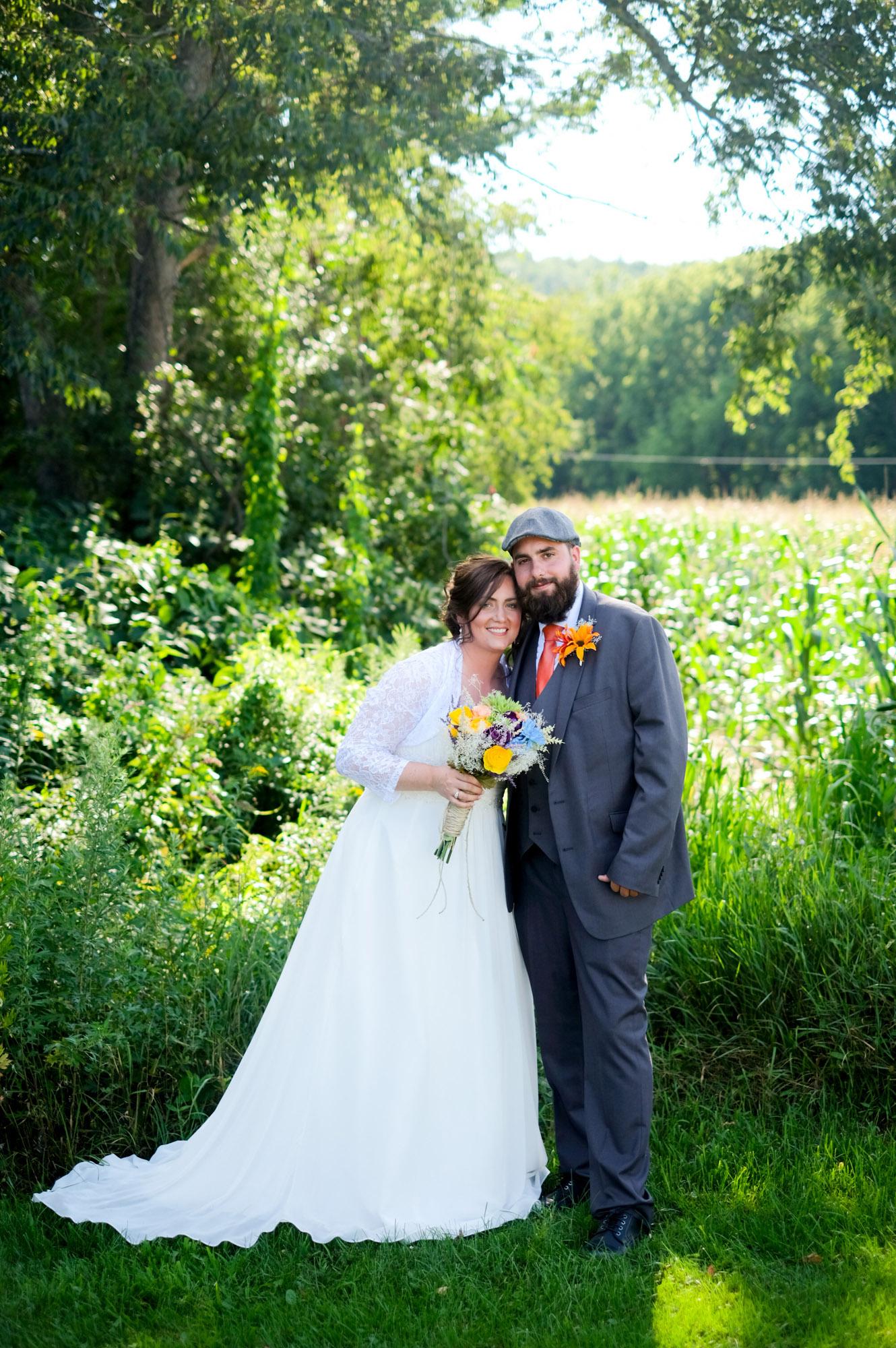 Shawn & Danielle Hot Air Balloon Wedding 06