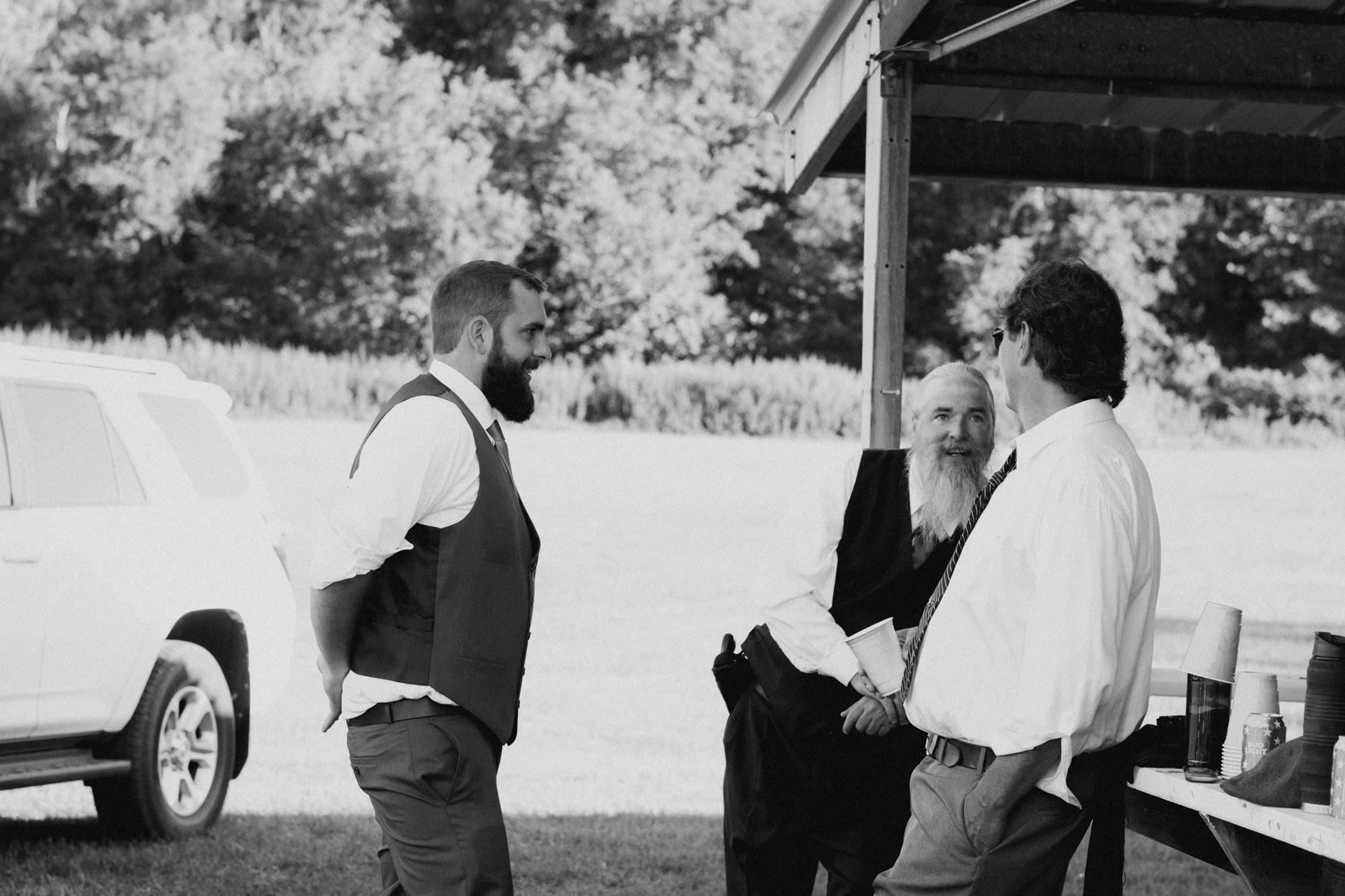Shawn & Danielle Hot Air Balloon Wedding 21