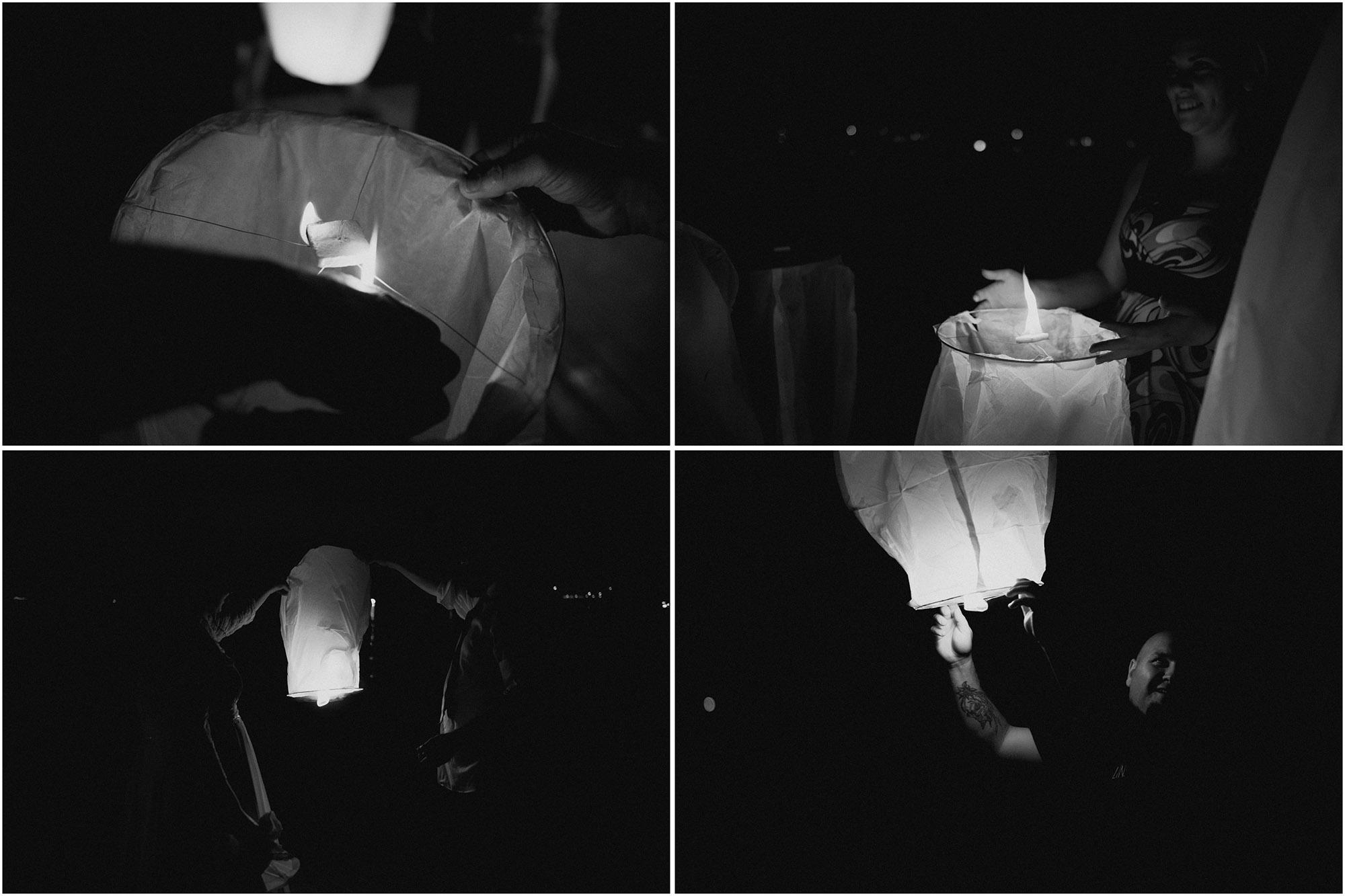 Shawn & Danielle Hot Air Balloon Wedding 73