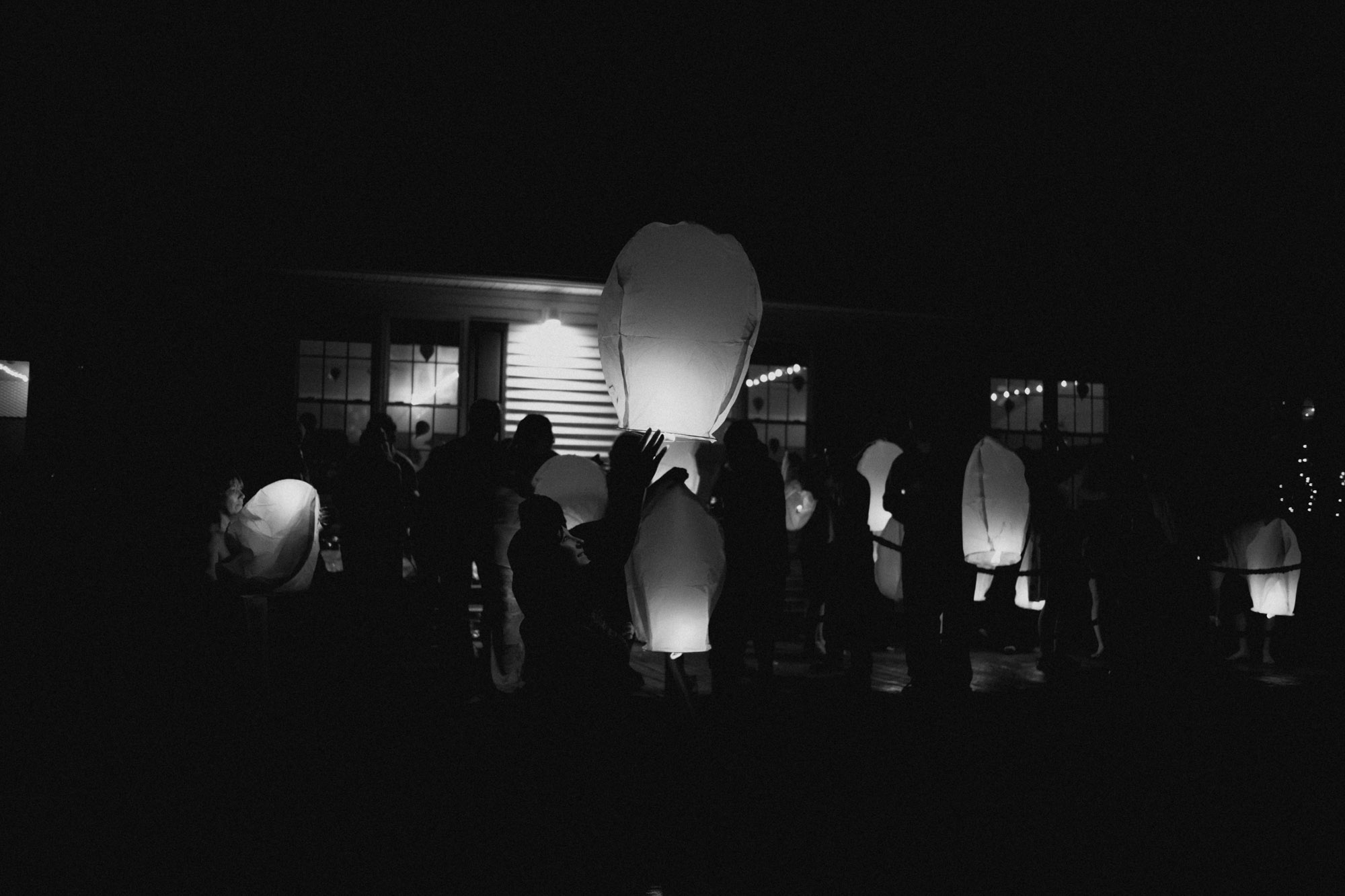 Shawn & Danielle Hot Air Balloon Wedding 75